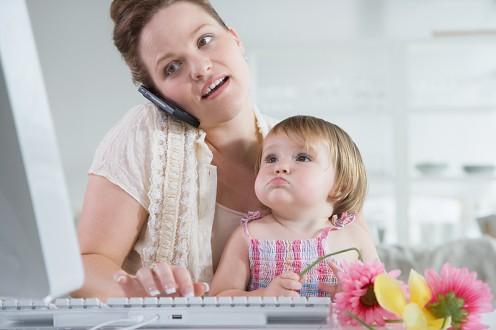 Mompreneurs – Mothers making money online