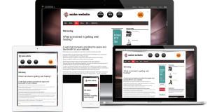 Multi-Screen Website